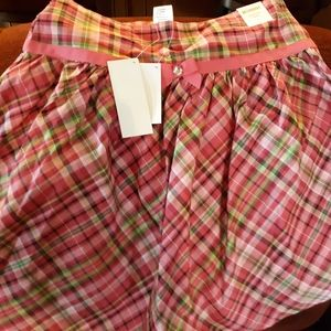 New with tags Holiday skirt